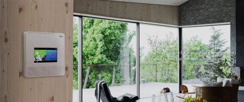 هوش سازه نمایندگی انحصاری Nice نایس ایتالیا سیستم های مدیریت هوشمند ساختمان - خانه هوشمند - سیستم سکوریتی - دزدگیر خانه دزدگیر منزل دزدگیر اماکن سیستم امنیتی حرفه ای